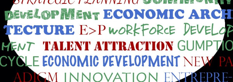 Reinventing Economic Development: Less Action, More Talk