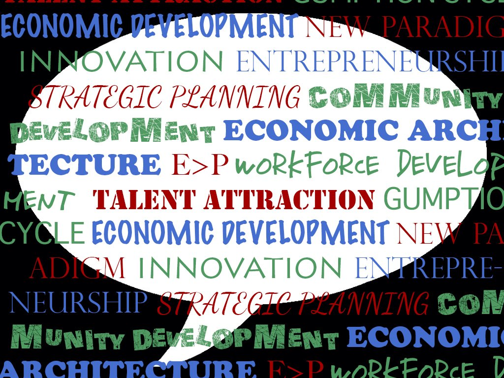 Reinventing Economic Development: Less Action, More Talk